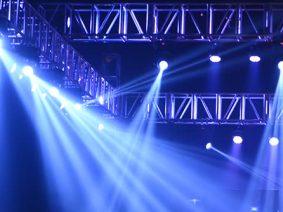 Visual and lighting hire Budapest