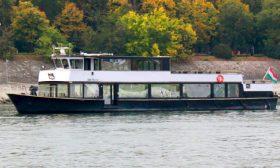 River Boat Kisduna 7 - Budapest Danube Boat Cruise