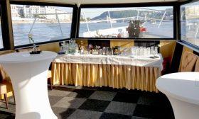 River Boat Kisduna 8 VIP - Budapest Danube Boat Cruise