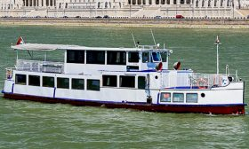River Boat Panorama 4 - Budapest Danube Boat Cruise