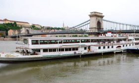 River Boat Budapest 6 VIP - Budapest Danube Boat Cruise