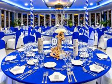 Events and weddings on Danube boats
